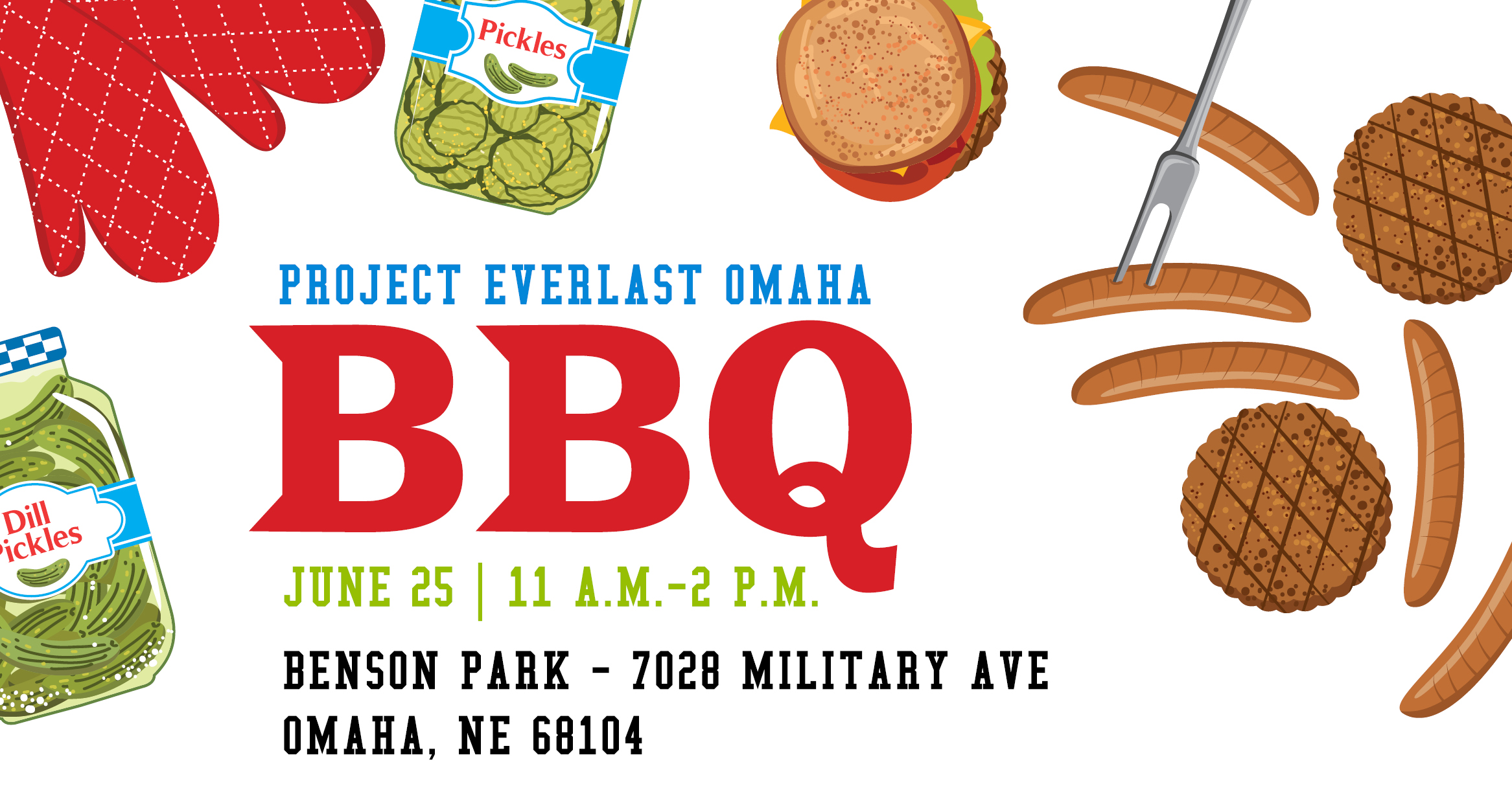 Project Everlast BBQ | Benson Park