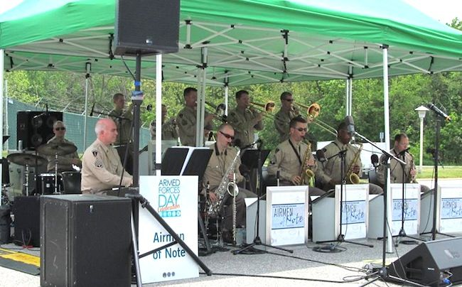 Airmen of Note Give a Spectacular Performance of Glenn Miller Hits