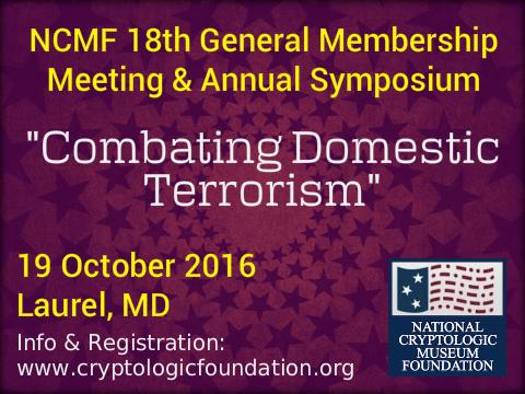 <b>NCMF 18th General Membership Meeting & Annual Symposium</b>