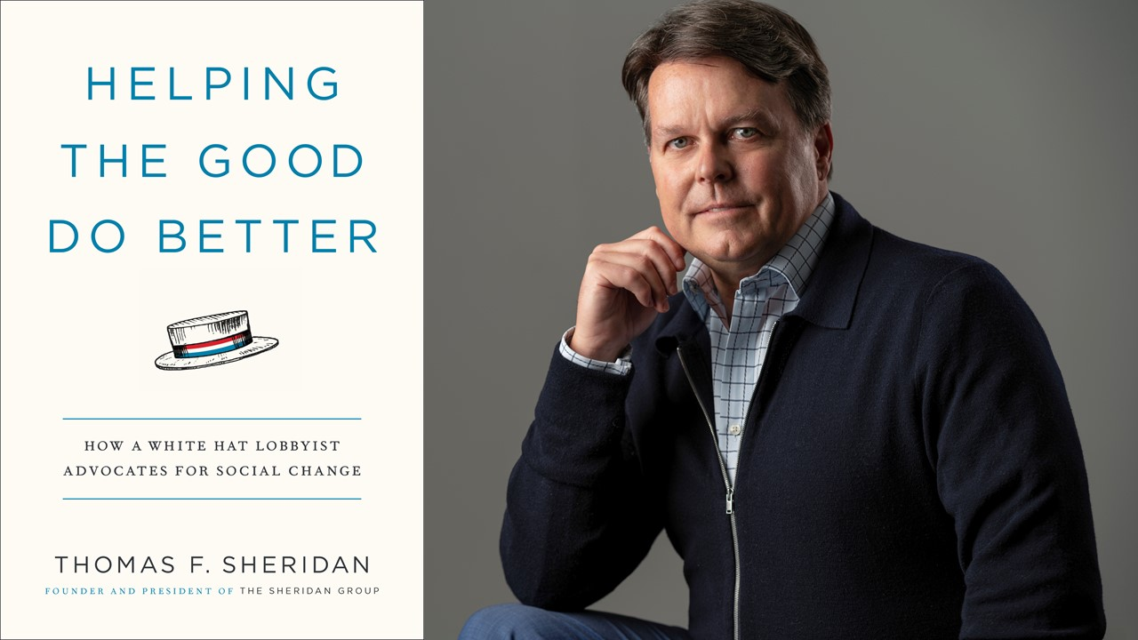 """Helping the Good Do Better"" – A Conversation about Non-Profit Advocacy with Tom Sheridan"