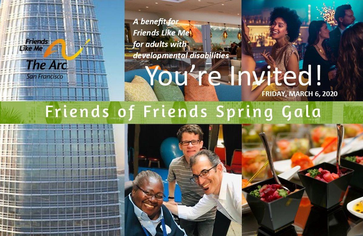 Friends Spring Gala