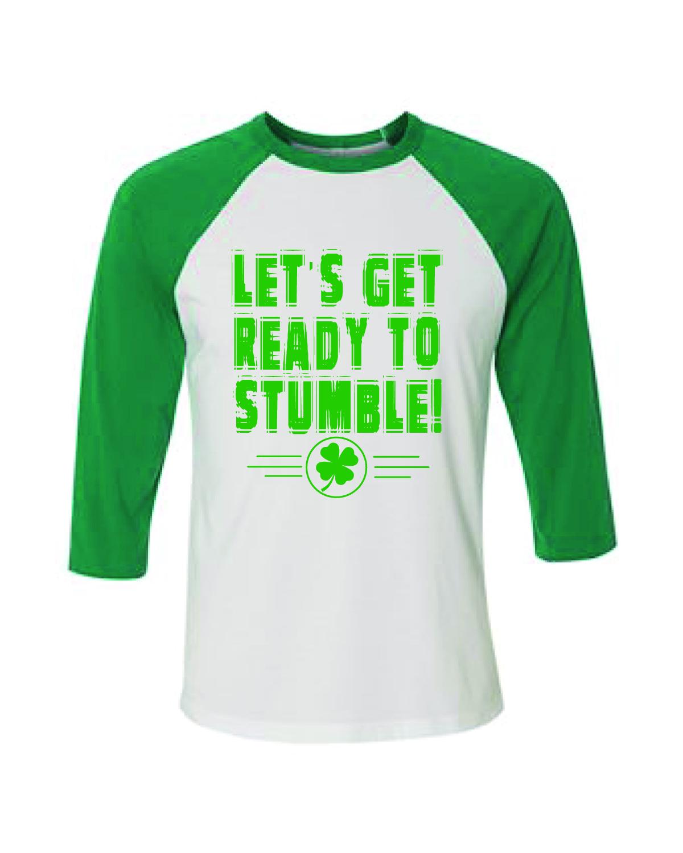 Baseball T-Shirt (Ready to Stumble)