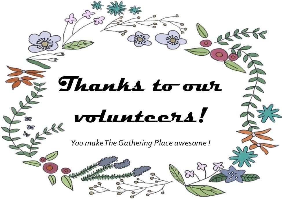 Happy National Volunteer Appreciation Week!
