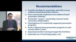 Victor Vieth - A National Plan to End Violence