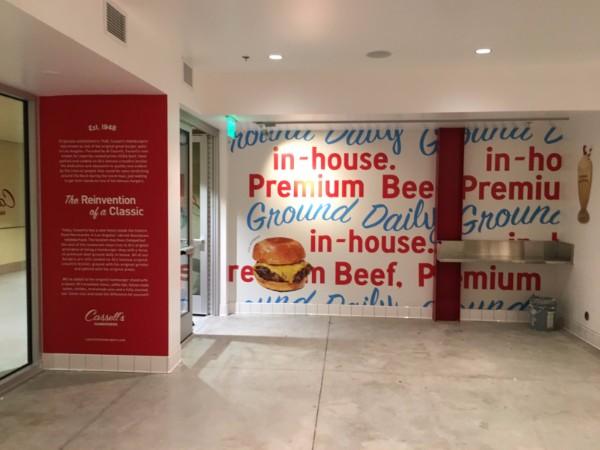 Restaurant Wall Graphics in Orange County CA
