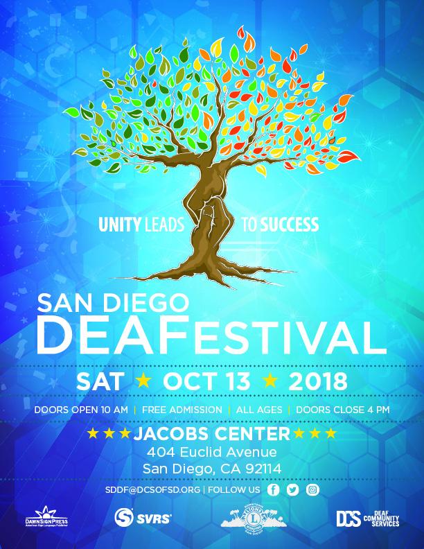 San Diego DEAFestival