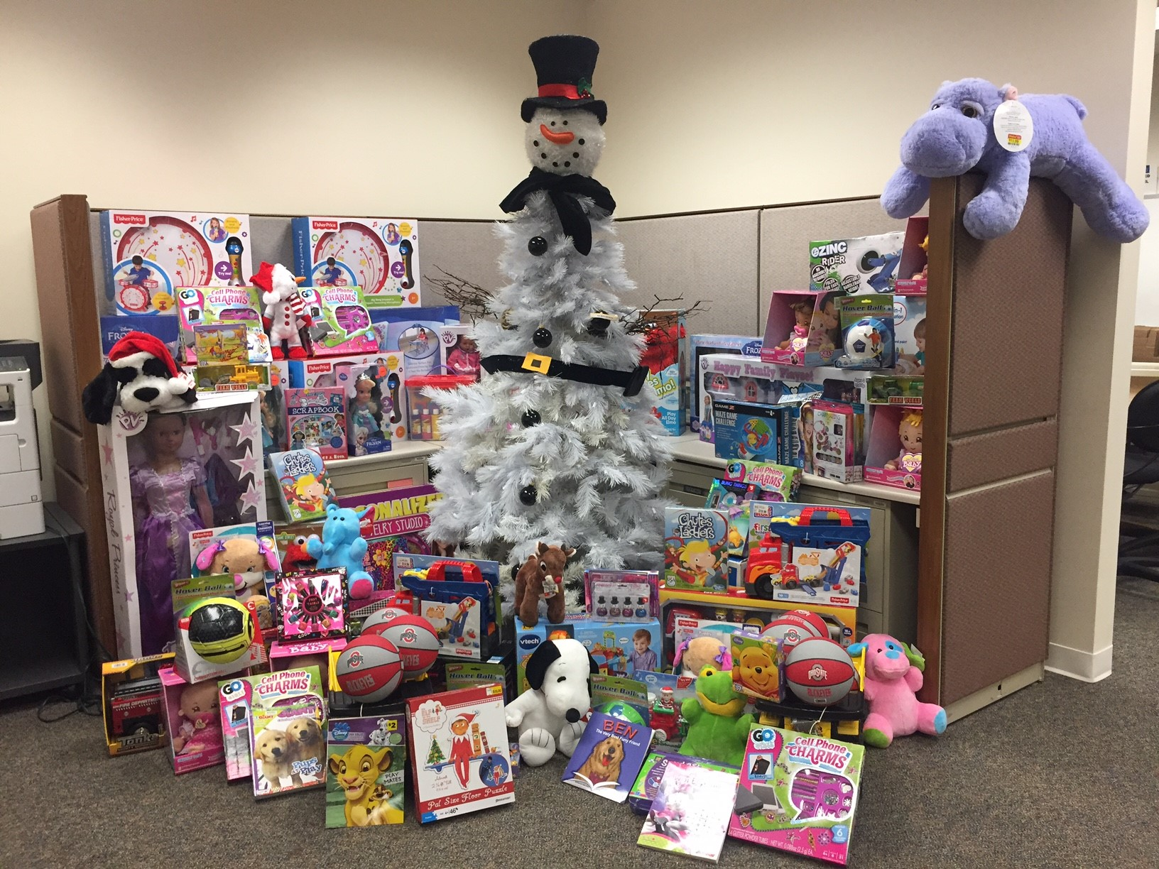 IMPACT brings in the Christmas season through Firefighters 4 Kids Program