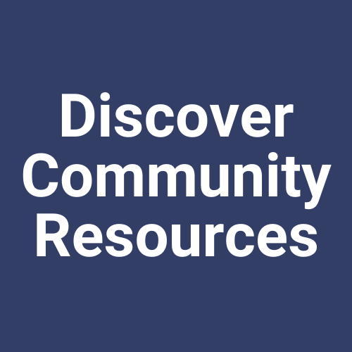 Discover Community Resources