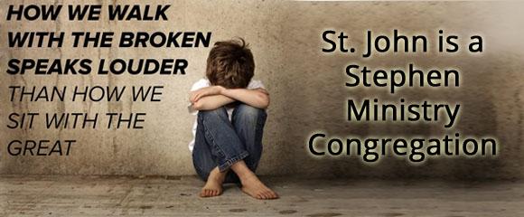 *Stephen Ministry 2