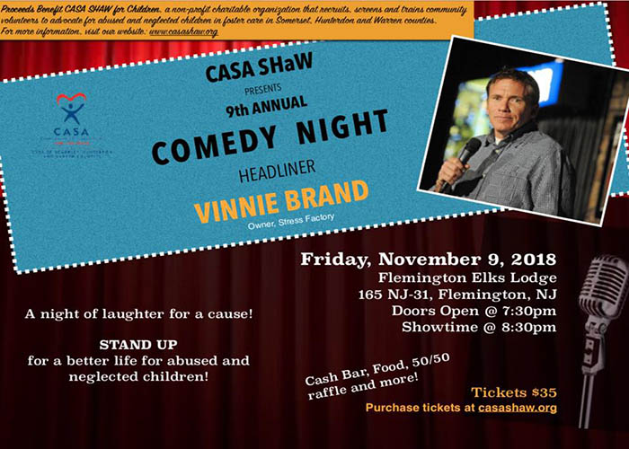 Comedy Night 2018