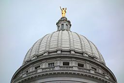 WI State Capitol Dome