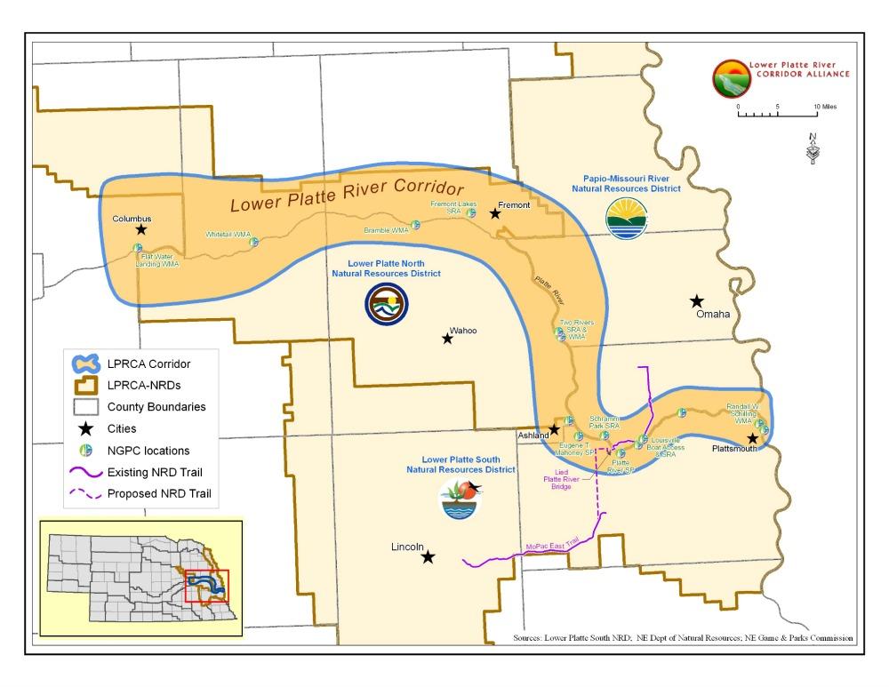 Lower Platte River Corridor