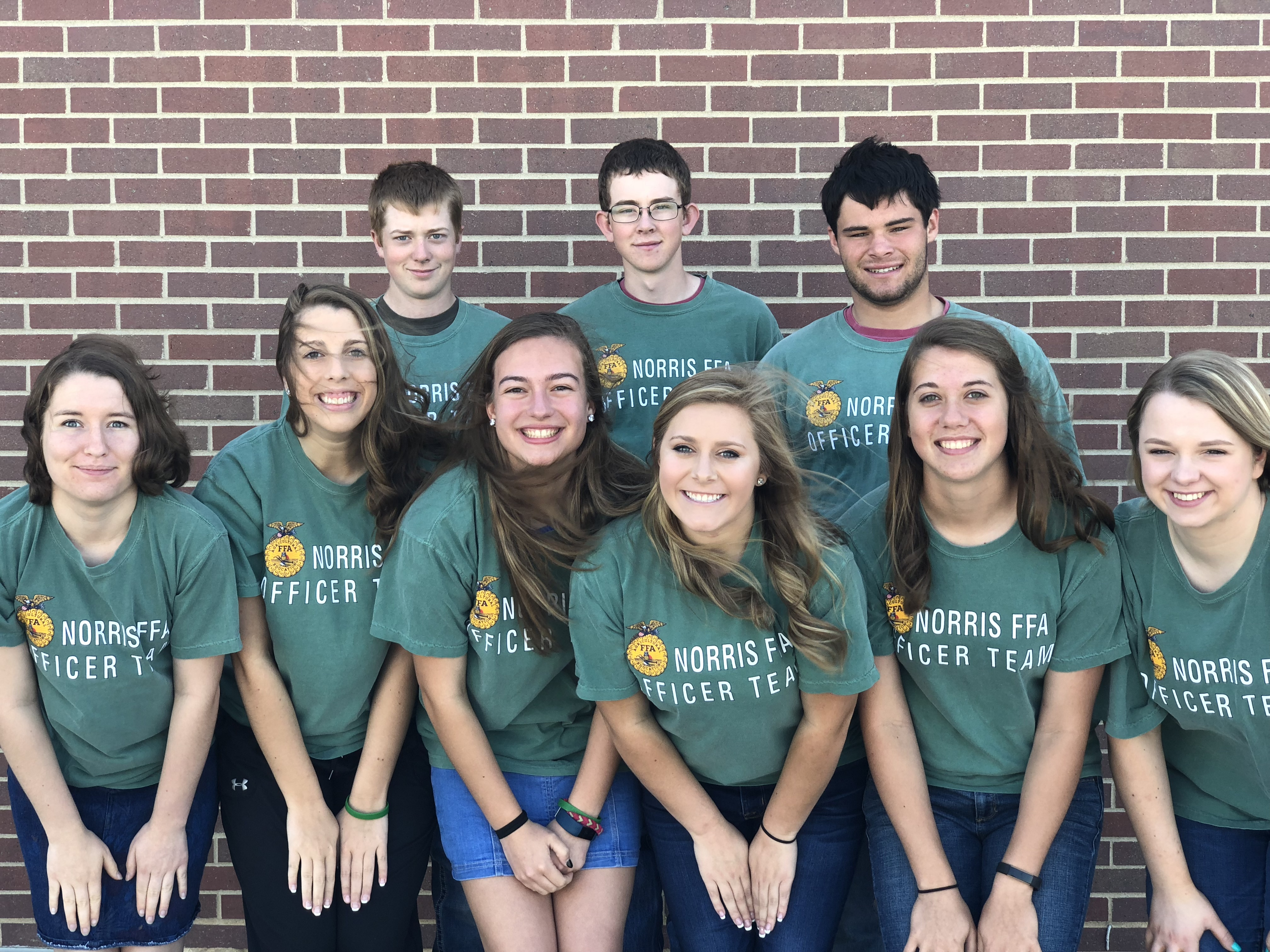 FFA Never Stops for Norris FFA Chapter