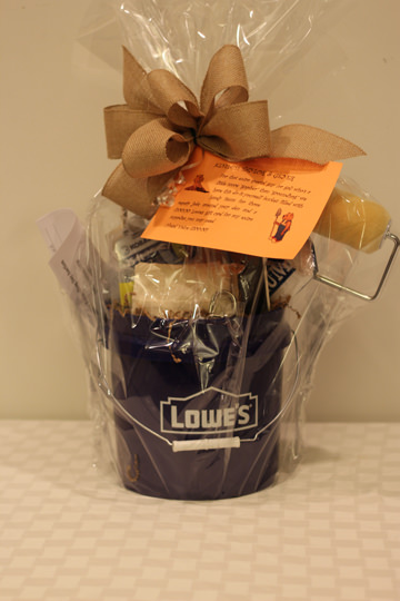 DIY Items and $100 Lowes Gift Card - Donated by Kincaid, Taylor & Geyer
