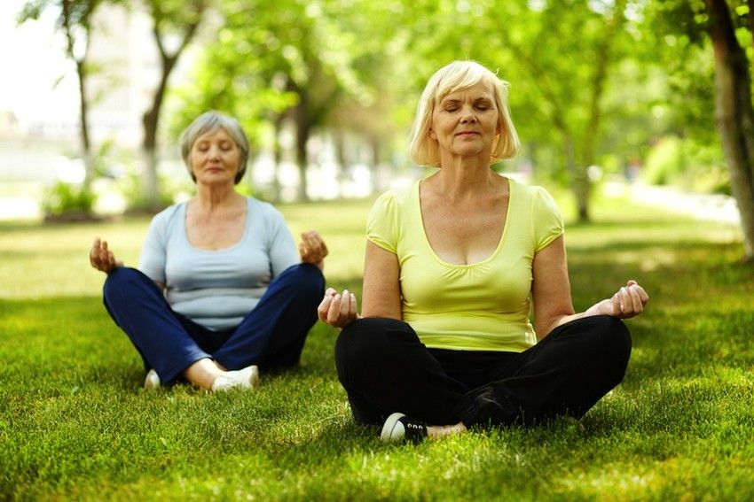Yoga Meditation May Prevent Alzheimer's Disease in Women