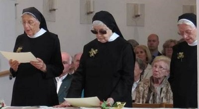 Golden Jubilee of Sr. Raphaela Handler