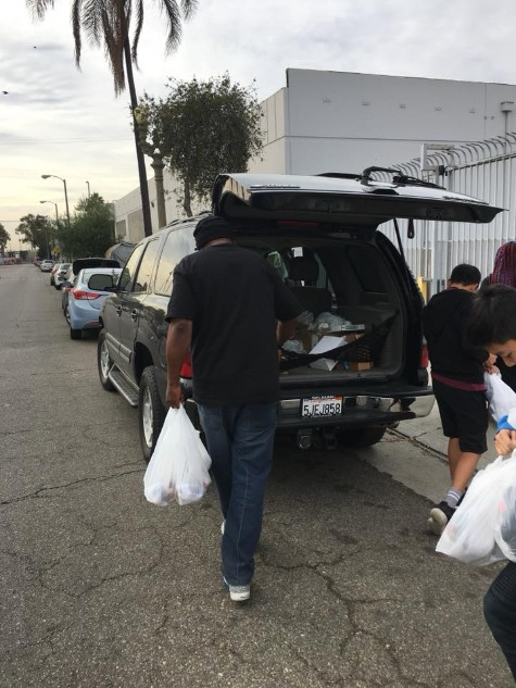 Serving LA's Homeless Population