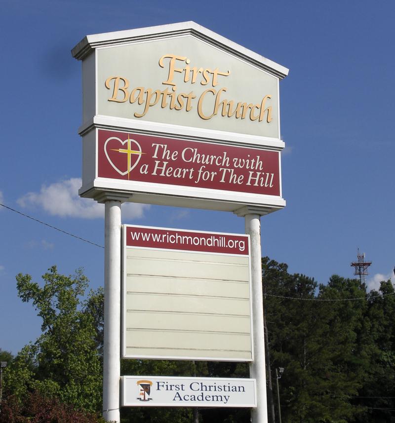 First Baptist RH