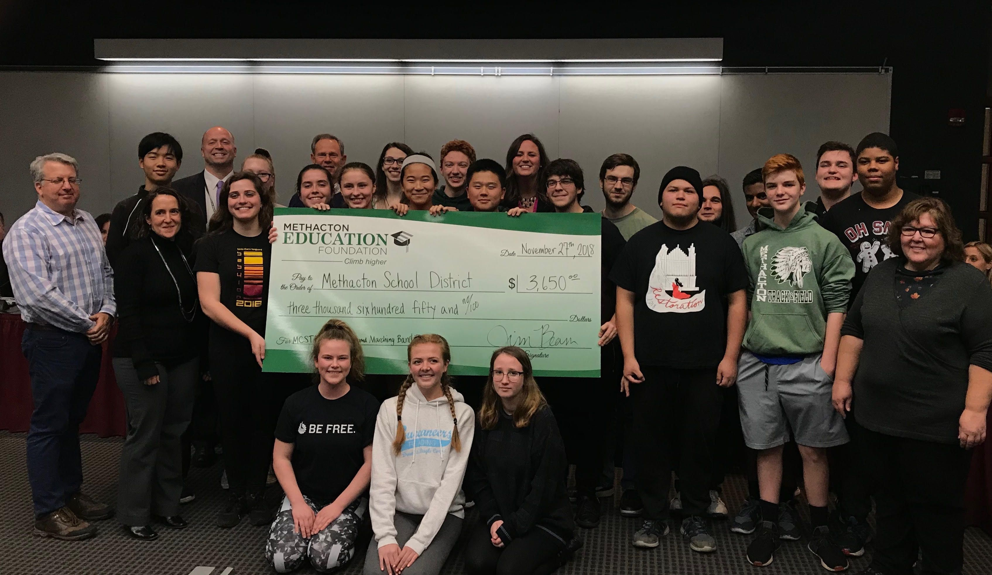 Foundation Awards Two Grants for Total of $3,650