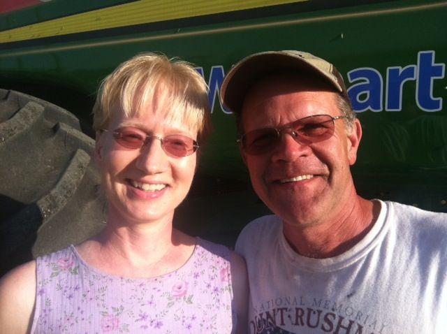 Terry & Joni Haglin