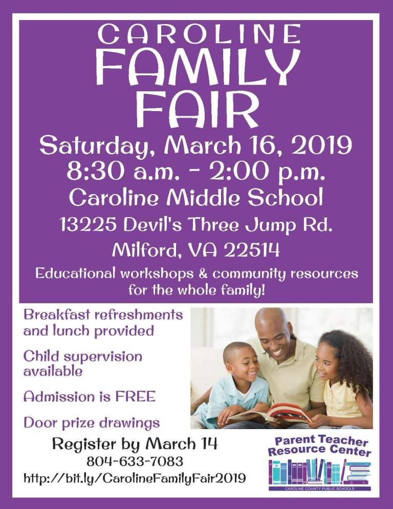 Caroline County Family Fair