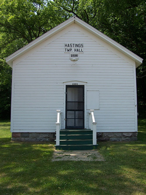 Hastings Township Hall