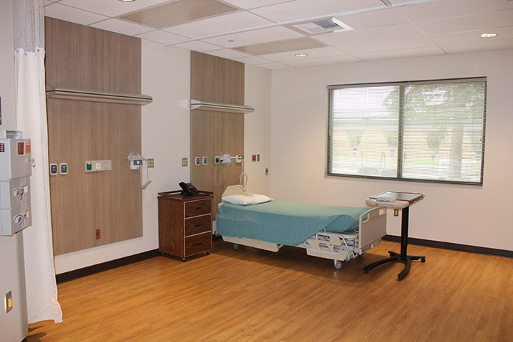Patient Hospital Room