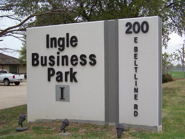 Ingle Business Park Monument