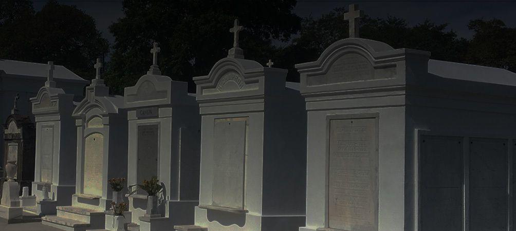 St. Louis Cemetery No. 3 Tour