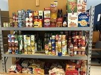 Individuals helped with food and personal/household items