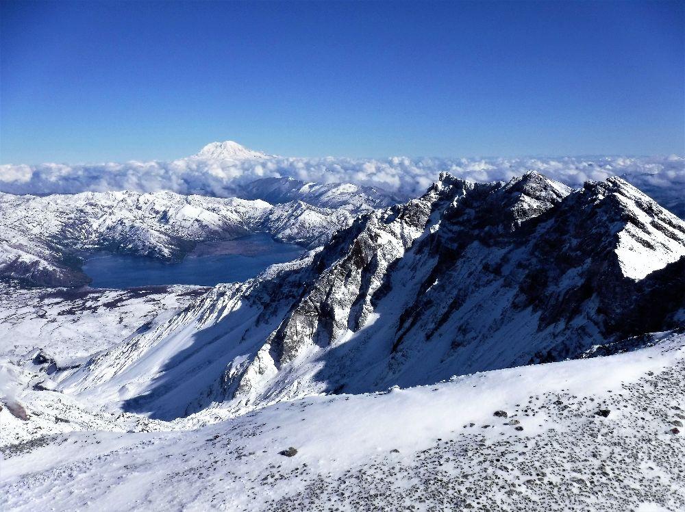 Summit (8363')