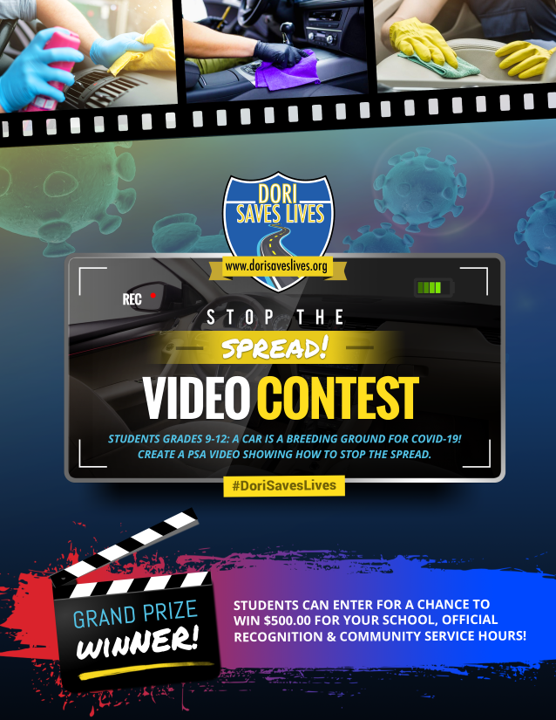 Stop The Spread 2020 Video PSA Contest Booklet