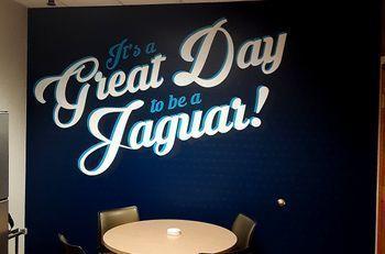 Augusta University Jaguar Mural