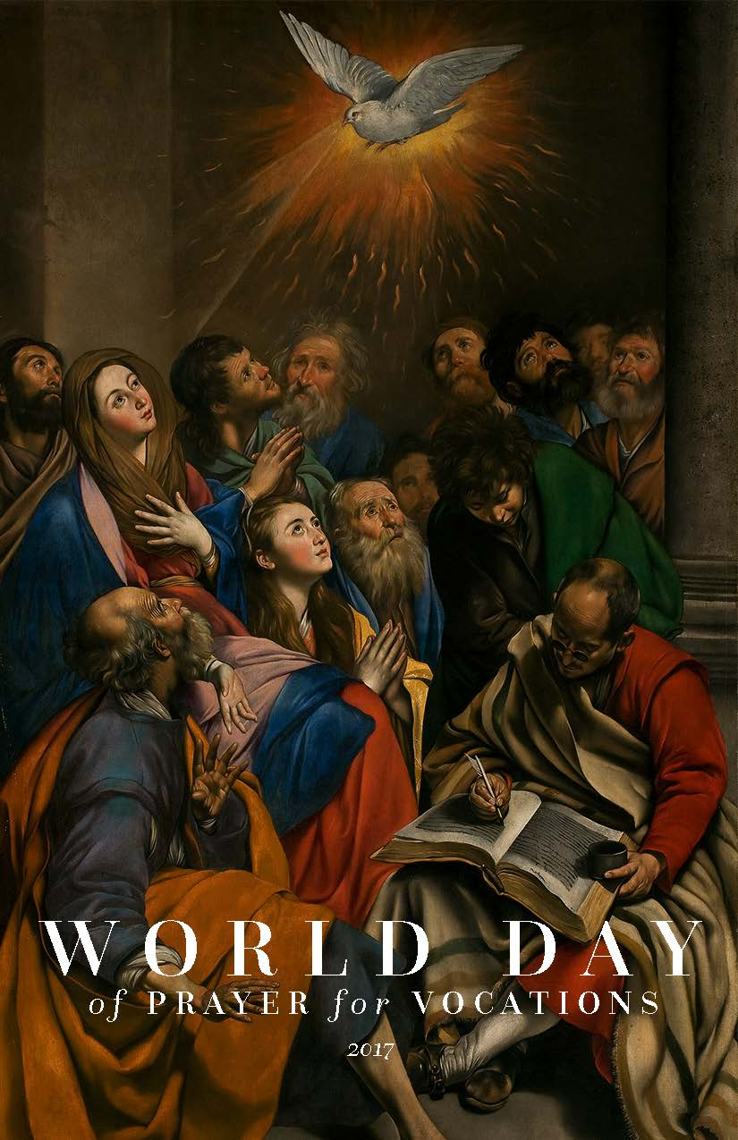 World Day of Prayer for Vocations Prayer Card