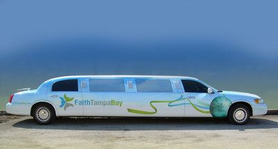 Ford Limo Car Wrap