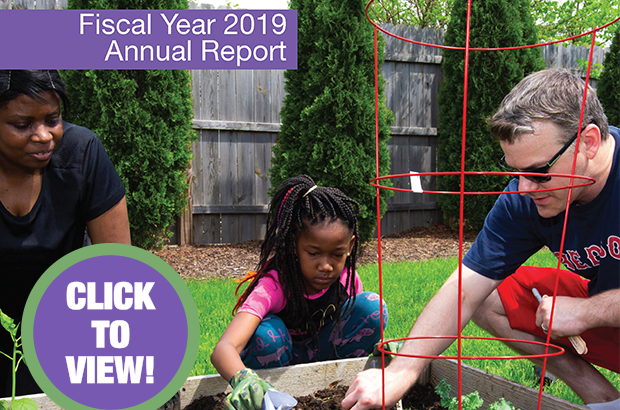 FY2019 Annual Report Now Available for Viewing