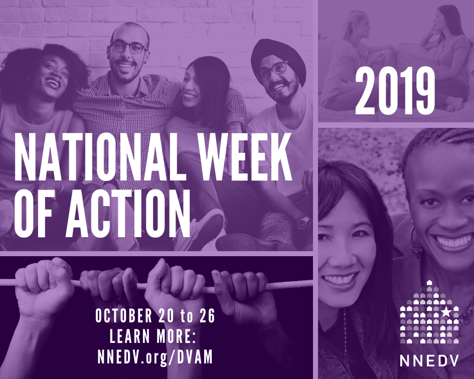 Domestic Violence Awareness Month: Week of Action