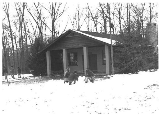 Wallace Hall Winter (1972)