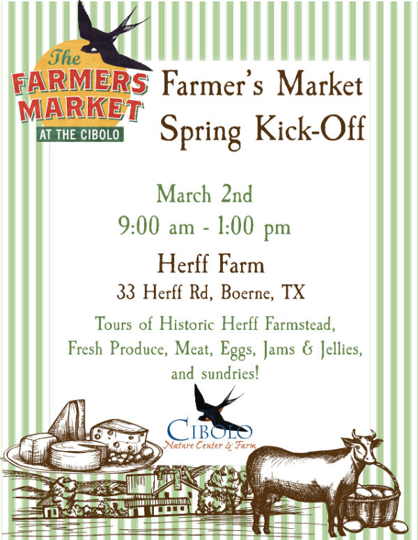 FARM: Farmers Market Spring Kick-Off