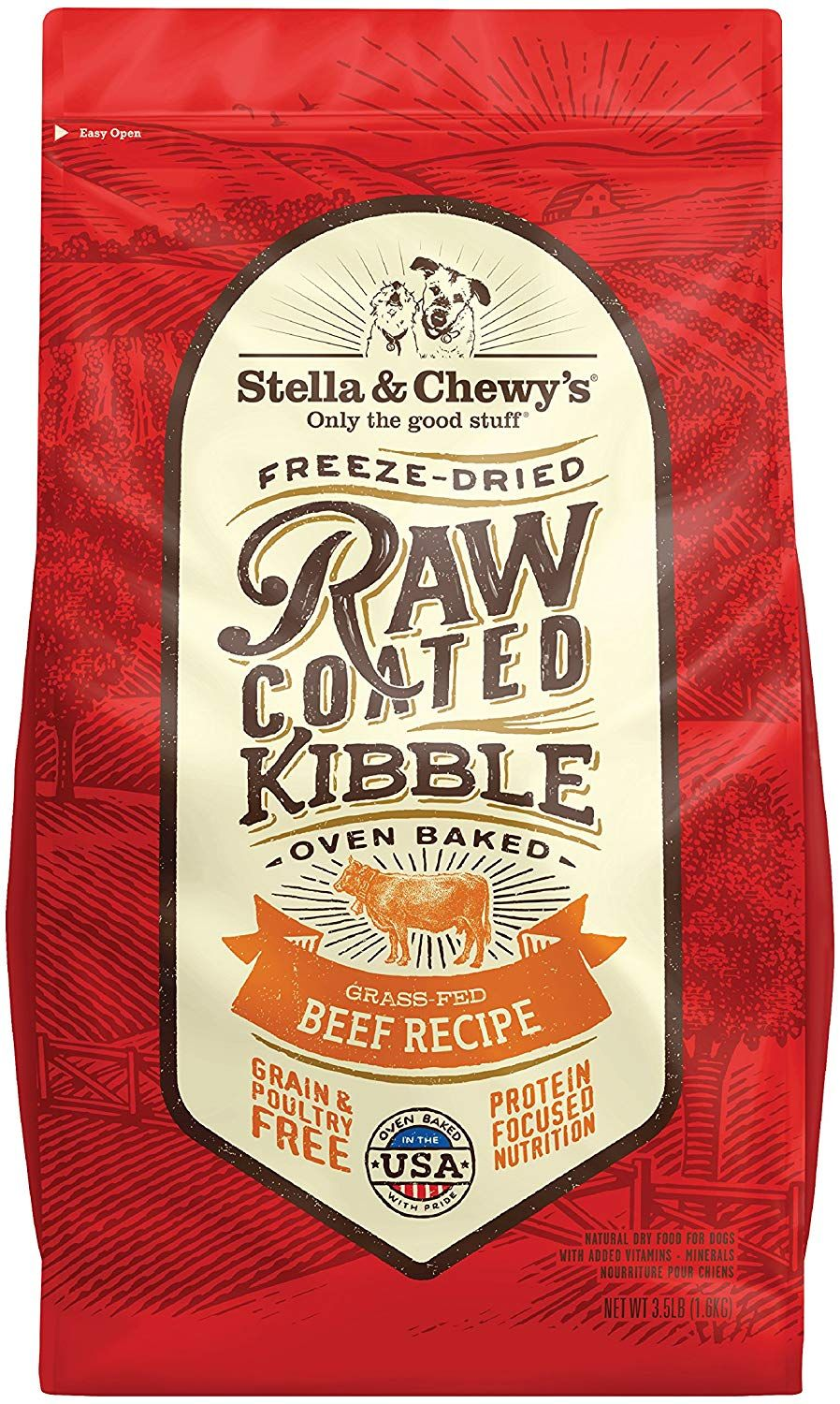 Stella & Chewy's Raw Coated (Dog, Dry)