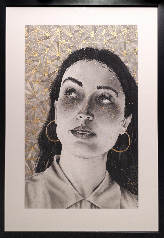 "Lori Orlowski - ""Golden Glance"""