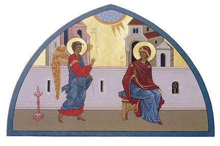 Happy Feast of the Annunciation of the Lord