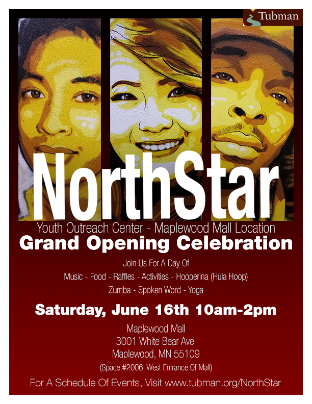 Northstar Youth Outreach Center Maplewood Mall Grand Opening