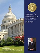 2019-2020 Journal of Performance Excellence