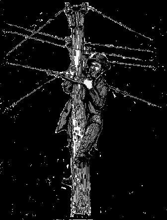 The Adventures of Lightning Ellsworth, Civil War Intercept Operator