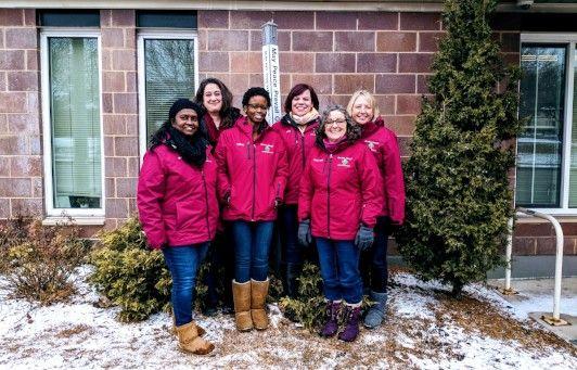 Homeless Outreach Nursing Center Staff at Autumn West