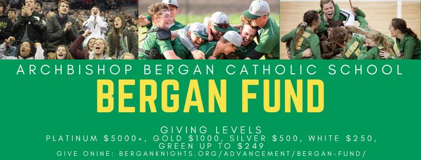 2019-2020 Bergan Fund