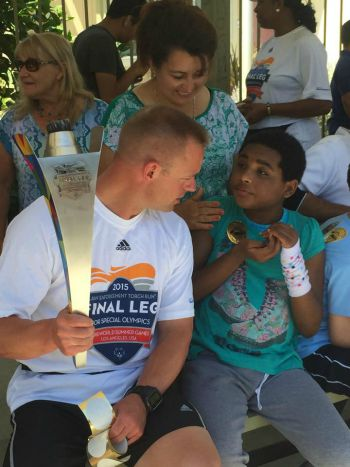 Update from the Road: Sgt. Kavan Shares his Final Leg Experience, Runner Day 4
