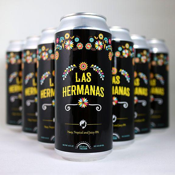 Borderlands Las Hermanas Label