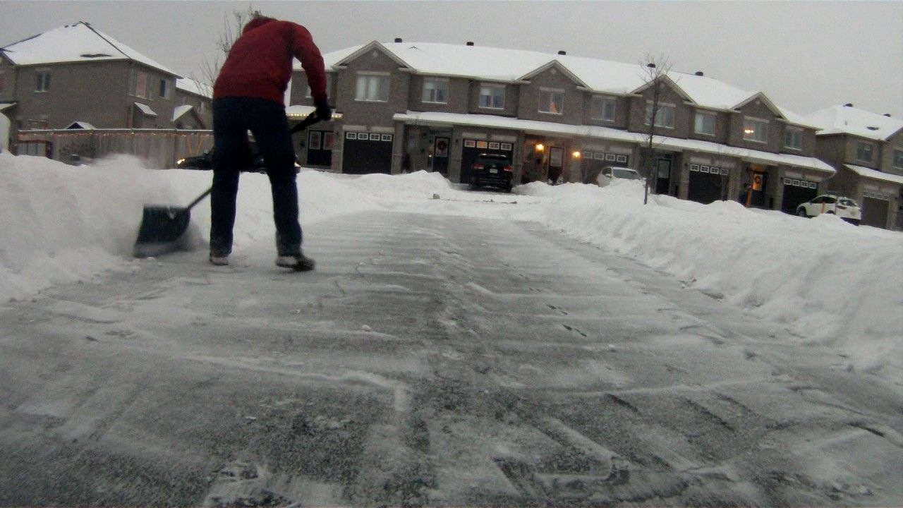 Town Home Snow Removal